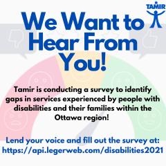 Tamir survey